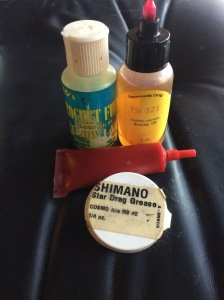 oils and lube