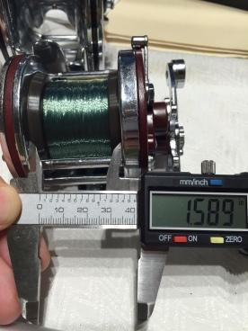 squidder 146 inside measure