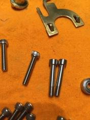 SS Hex bolts